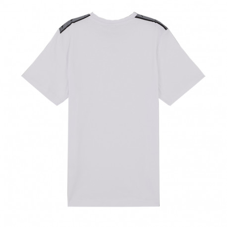 T-shirt Blanc Homme Kappa Authentic pas cher