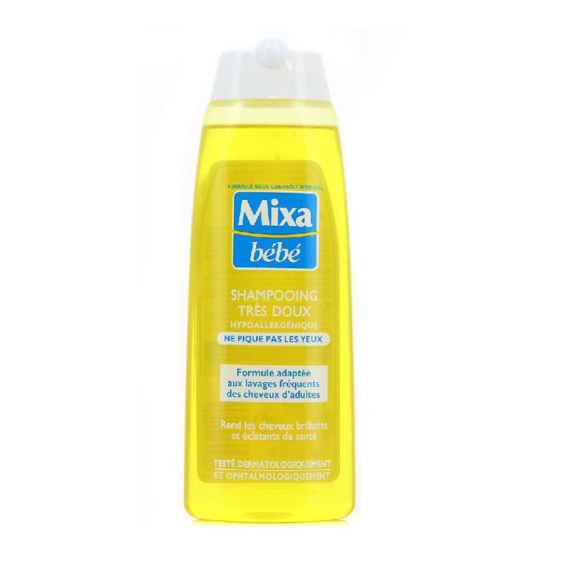 Shampooing très doux Mixa bébé pas cher