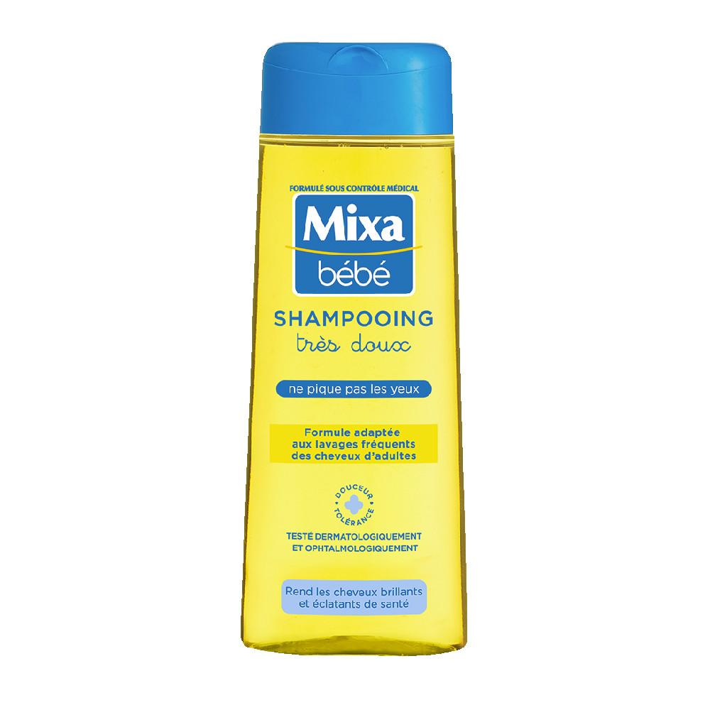 Shampooing très doux Mixa bébé Maxi format