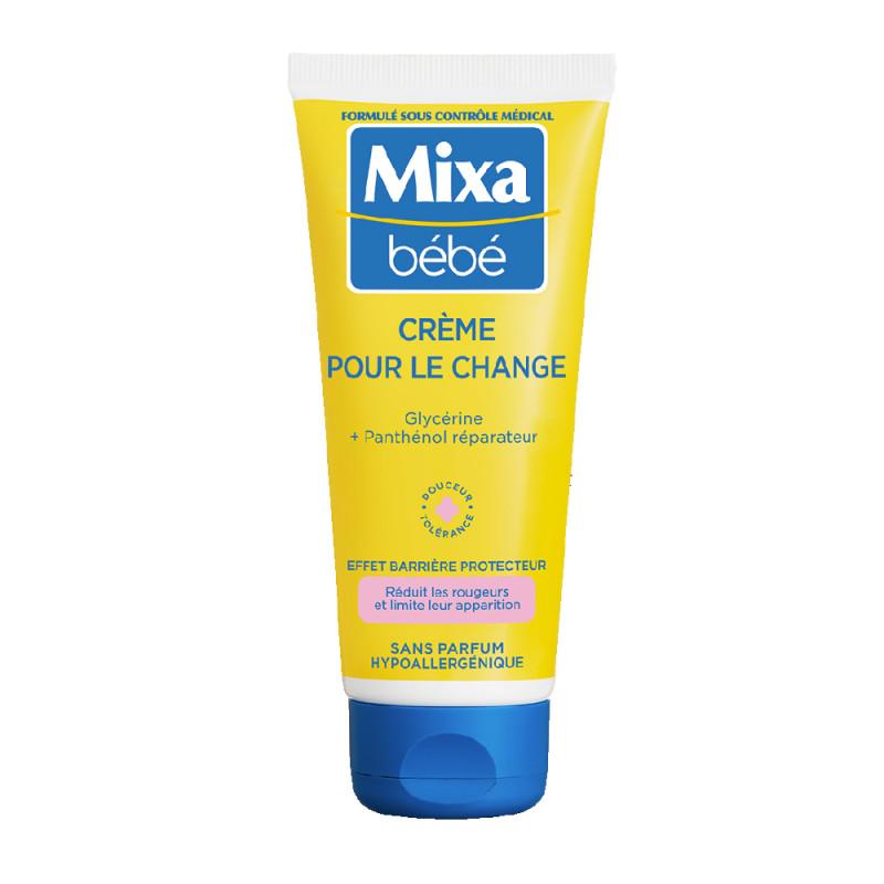 Crème pour le change Mixa bébé