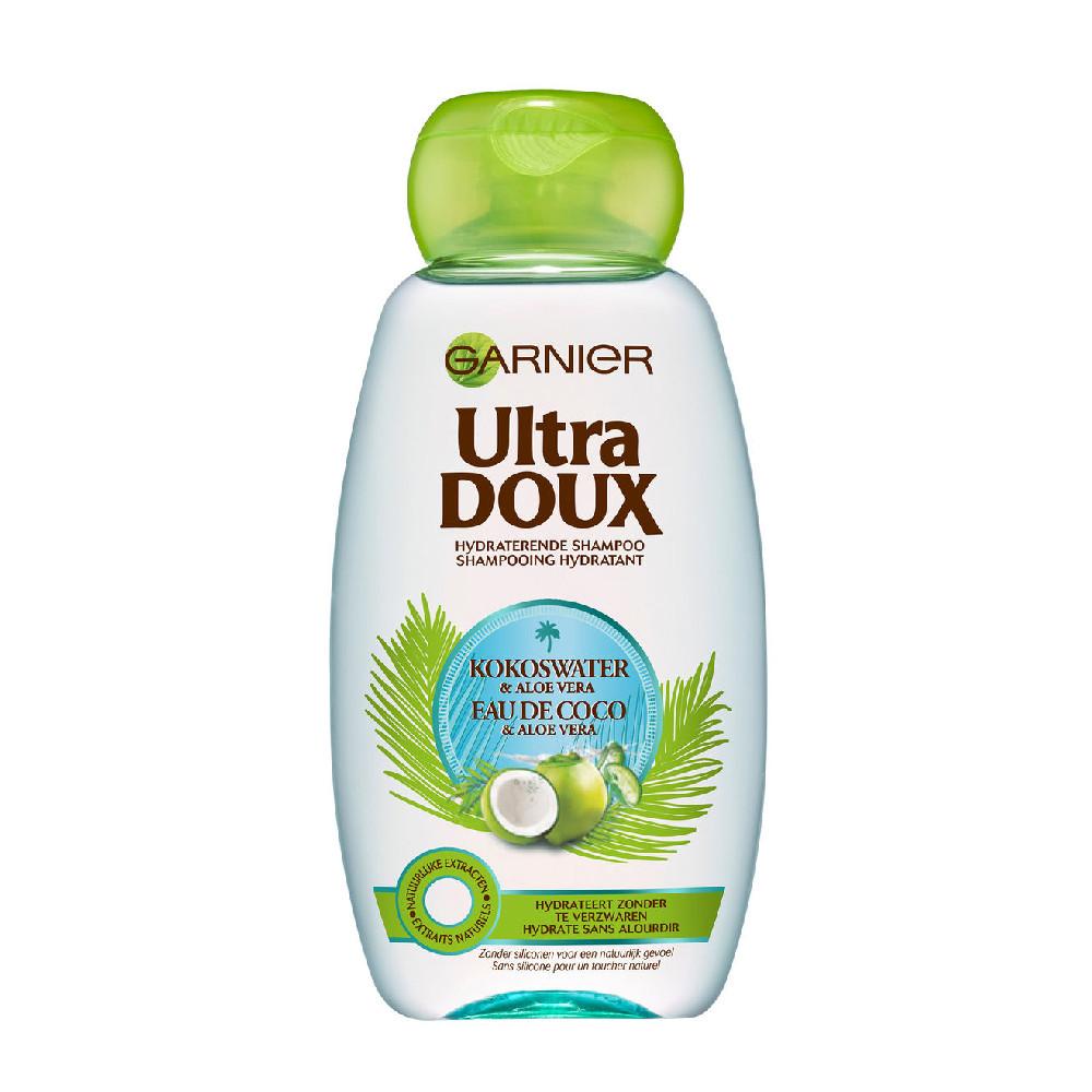 Shampooing Coco Aloé Vera Ultra Doux Garnier 250ml