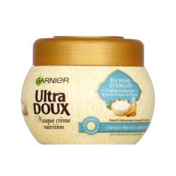Masque Crème Nutrition Richesse d'Argan Ultra Doux Garnier