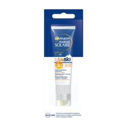 Crème Protectrice + Stick Lèvres SPF 50 Garnier Ambre Solaire