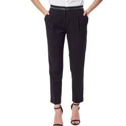 Pantalon Noir tailleur Femme Kaporal Trill