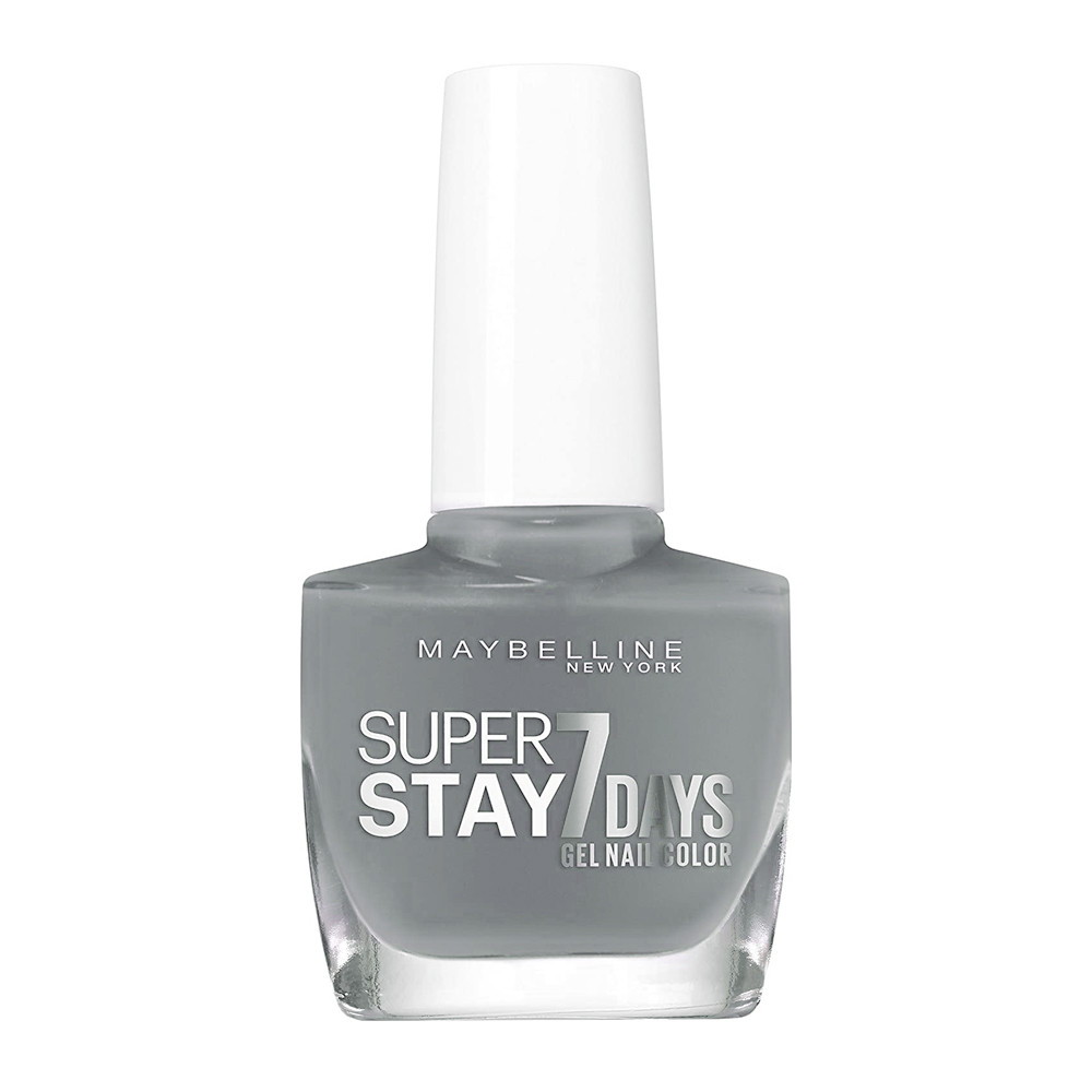 Vernis à Ongles Superstay 7 Days Maybelline NY 909 Urban Steel