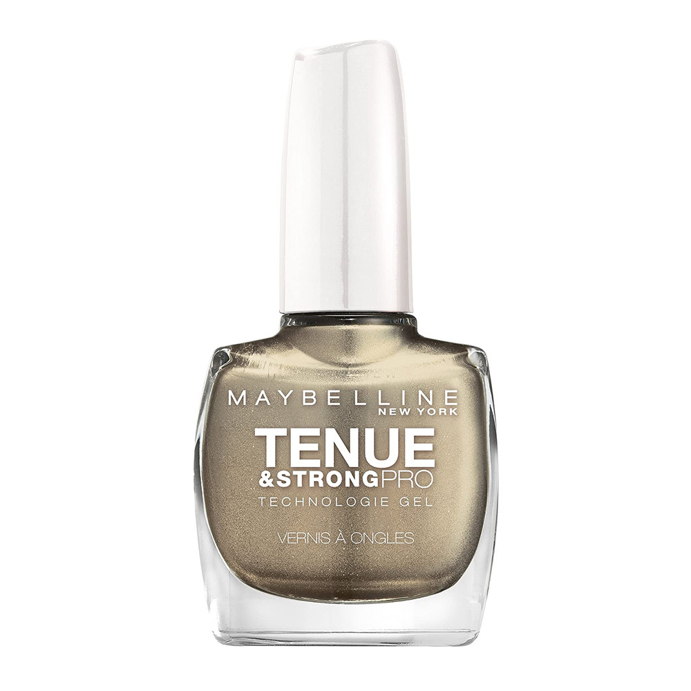 Vernis à Ongles Tenue & Strong Gemey Maybelline 735 Gold All Night