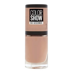 Vernis à Ongles Color Show Maybelline NY 1 Go Bare