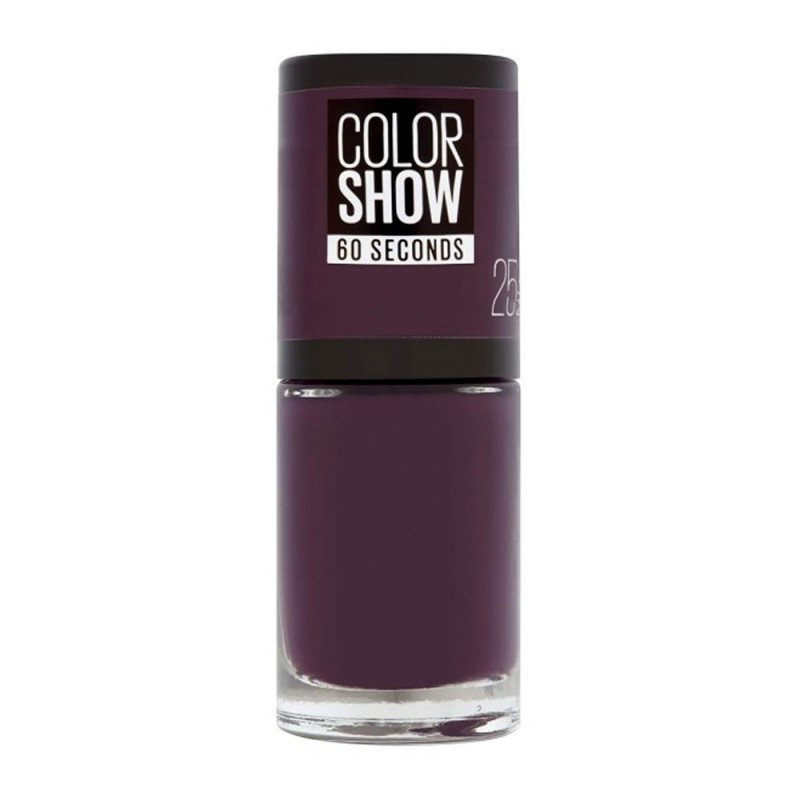 Vernis à Ongles Color Show Maybelline NY 25 Plum it Up
