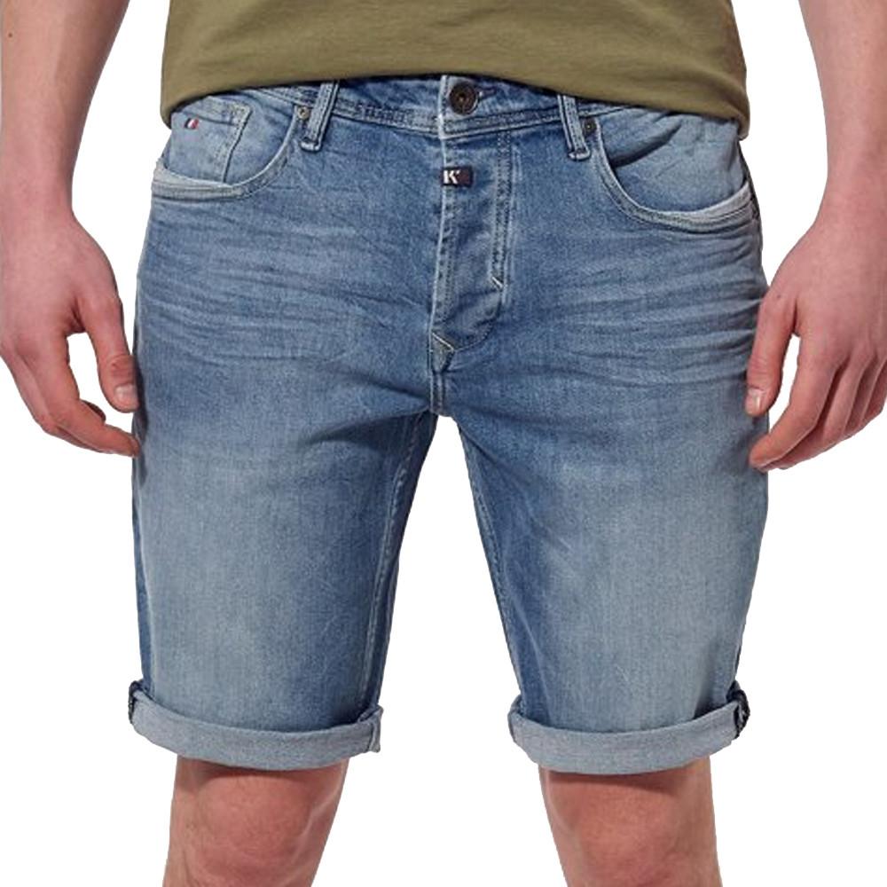 Short en jeans Homme Kaporal Atlas