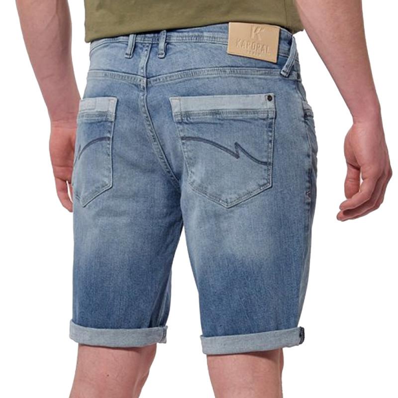 Short en jeans Homme Kaporal Atlas pas cher