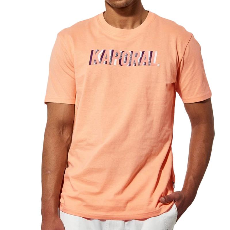 T-shirt Corail Homme Kaporal Dean