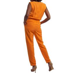 Combinaison Orange Femme Kaporal Aylin pas cher