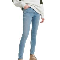 Jeans Skinny Bleu Clair Femme Superdry SUPERVINTAGE