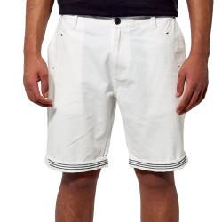 Short Blanc Homme Kaporal Saber