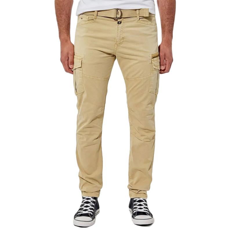 Pantalon Beige Homme Kaporal Kalie