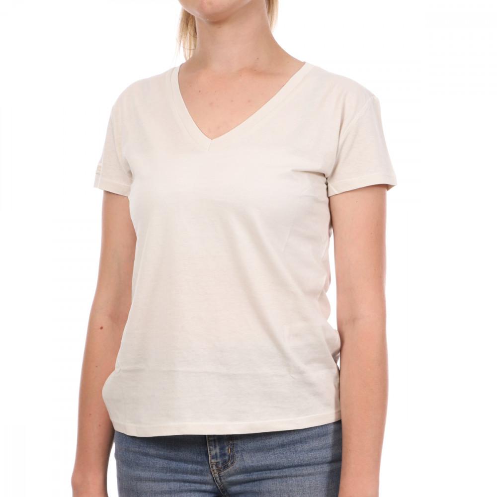 T-shirt beige femme Les Tropéziennes Onagre