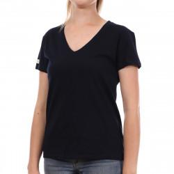 T-shirt Marine femme Les Tropeziennes Onagre