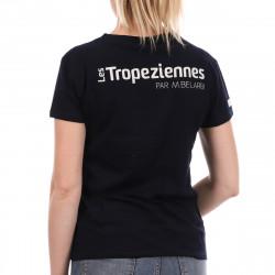 T-shirt Marine femme Les Tropeziennes Onagre pas cher