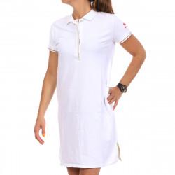 Robe Blanche Femme Les Tropeziennes Valeriane