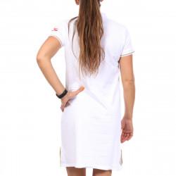 Robe Blanche Femme Les Tropeziennes Valeriane pas cher