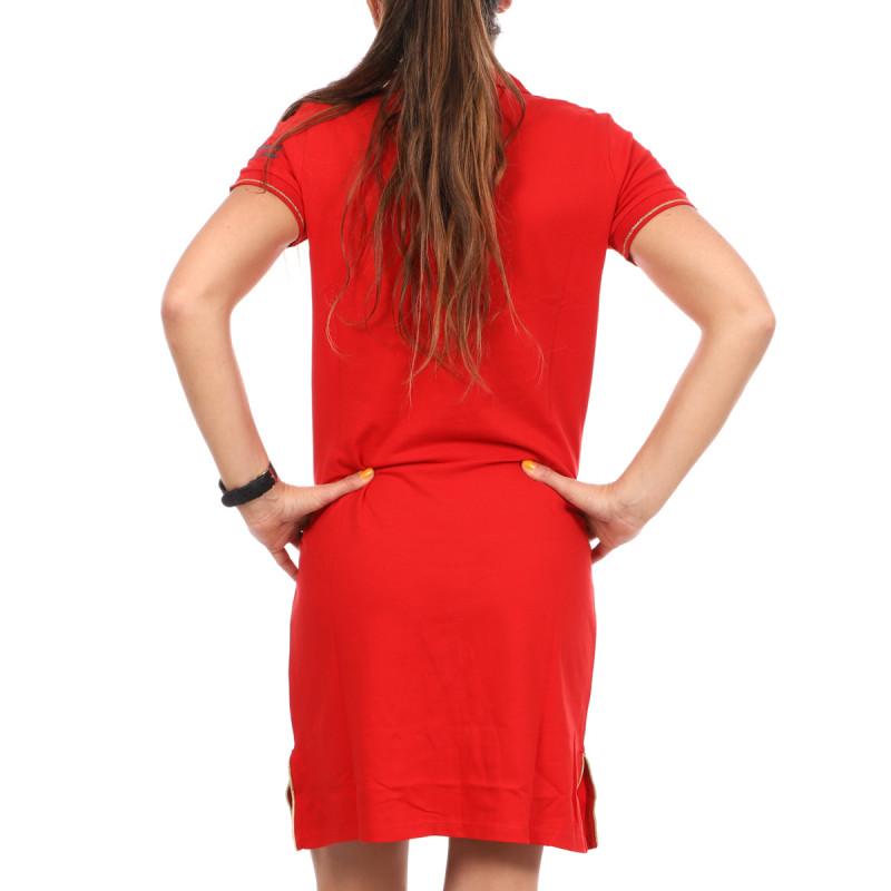 Robe Rouge Femme Les Tropeziennes Valeriane pas cher