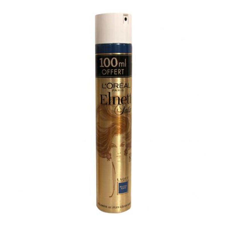 Laque Fixation Forte Elnett Satin L'Oréal Paris 400ml