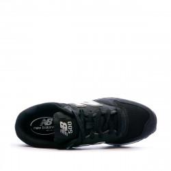 GM500 Baskets Noires Homme New Balance promotion