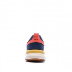Baskets Bleu Garçon New Balance YS009 petit prix