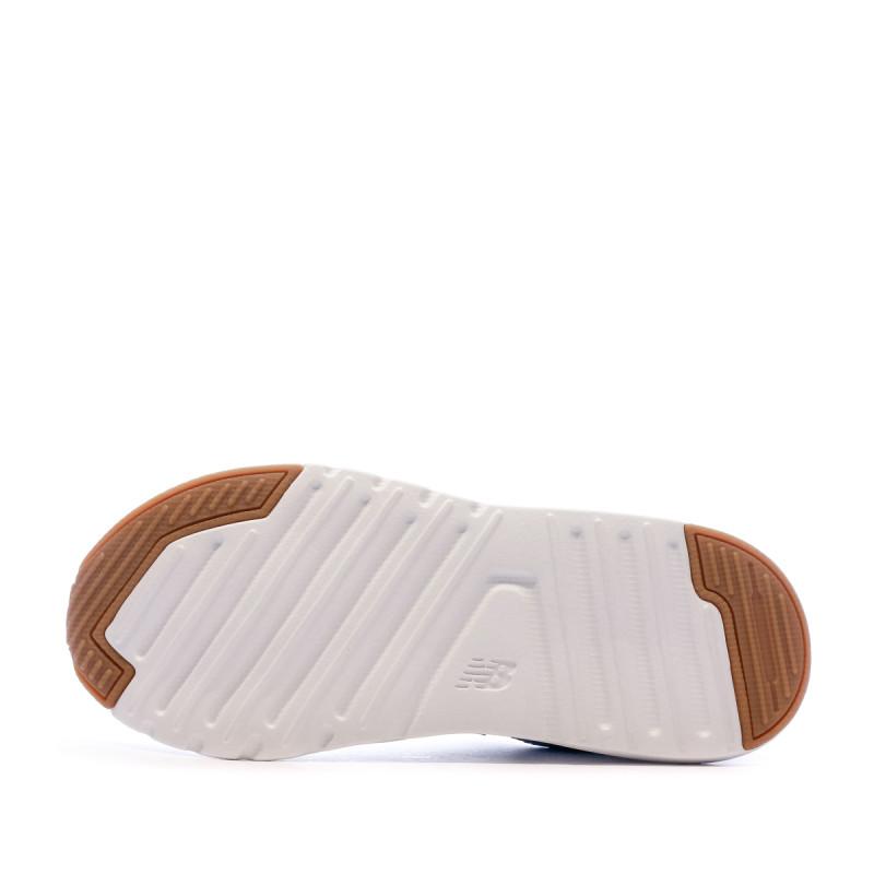 Baskets Blanche Garçon New Balance YS009 petit prix