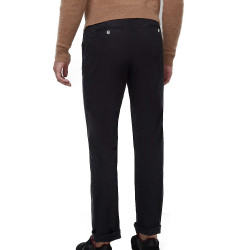 Chino Noir Homme Superdry Core Straight pas cher