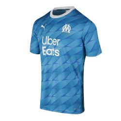 OM Maillot extérieur bleu homme Puma 2019/2020