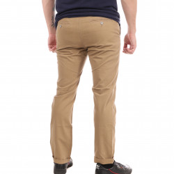 Chino Camel Homme Superdry Core Straight pas cher