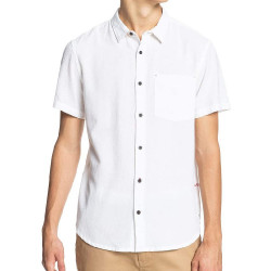 Chemise blanche homme Quiksilver Time Box 2