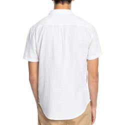 Chemise blanche homme Quiksilver Time Box 2 pas cher