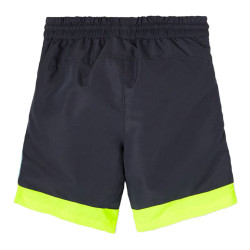 Short marine garçon Name It Long Shorts Camp pas cher