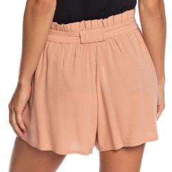 Short taille haute Orange Femme Roxy The South Side
