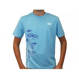 SHAKE TS CIEL- T-shirt junior Umbro
