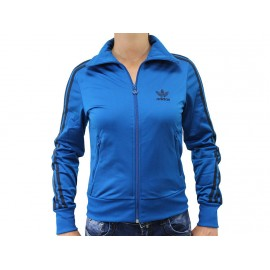 FIREBIRD TT DARKROYAL - Veste Femme Adidas