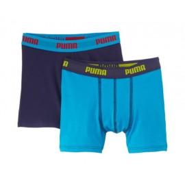 JR BASIC BOXER 2P - Sous-vêtements Garçon Puma