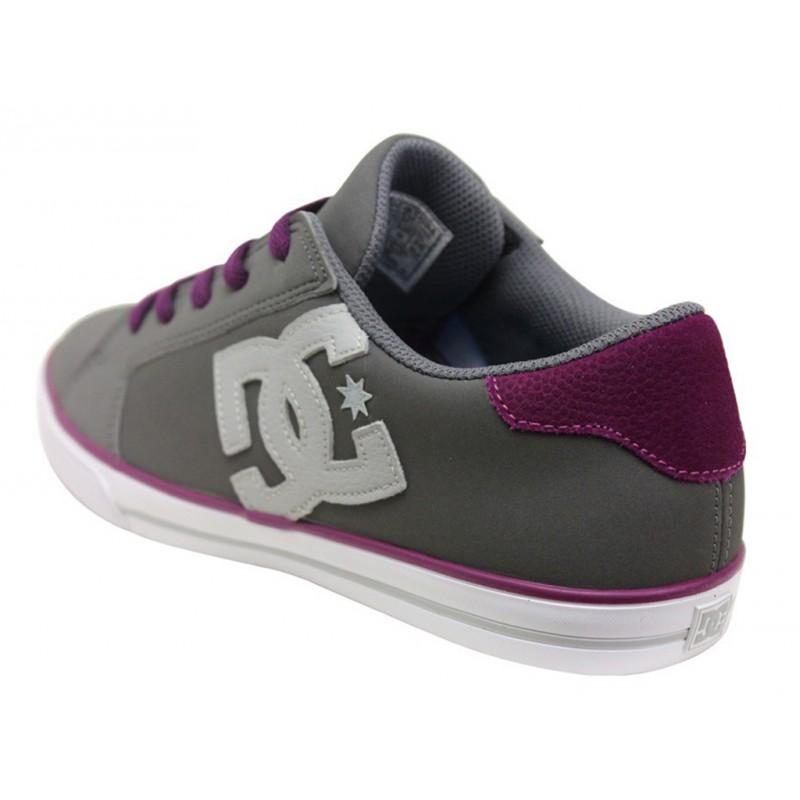 Dc Shoes Femme Violet