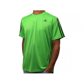 QR EVENT TEE - Tee shirt Entrainement Homme Adidas