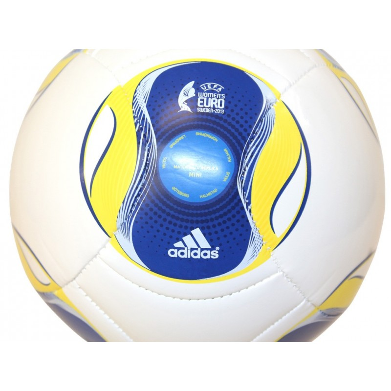 WOM EURO GLIDER MINI - Ballon Football Adidas