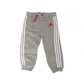 I ESS KN PANT - Pantalon Bébé Fille Adidas