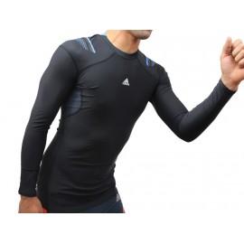 TF PW LS TEE - Tee shirt Homme Adidas