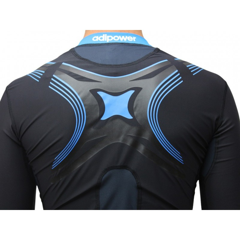 TF PW SS TEE - Tee shirt Running Homme Adidas