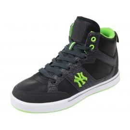 SUNYA MID JR LACE - Chaussures Garçon NYY