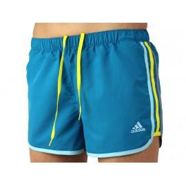 M10 SHORT - Short Running Femme Adidas