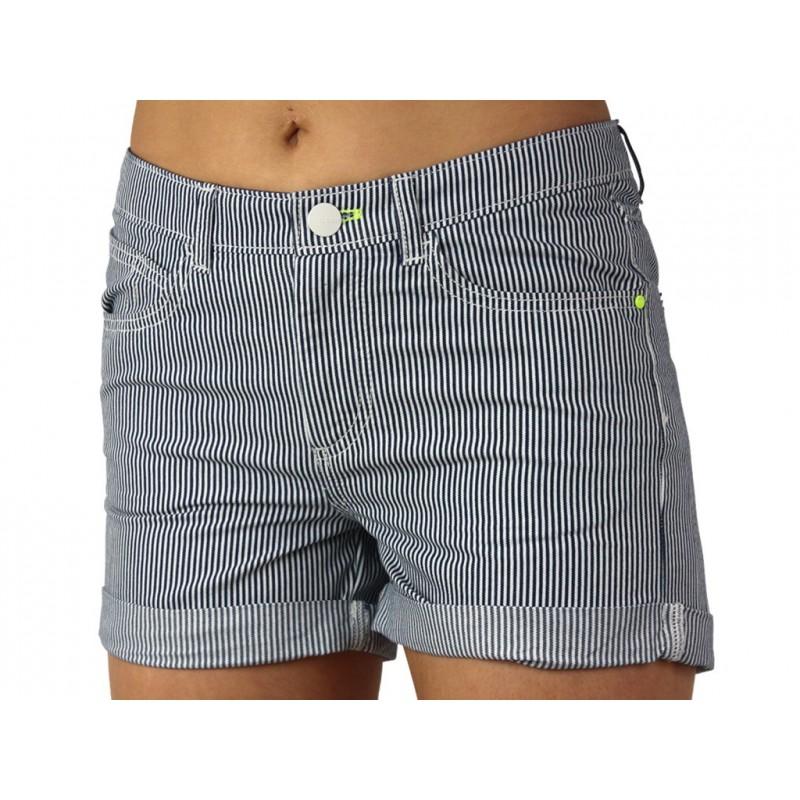 ST DENIM SHT - Short Femme Adidas