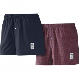 BOXER 2 PP - Pack de 2 Boxers Homme Adidas