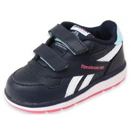 DASH COURT 2V - Chaussures Bébé Fille Reebok